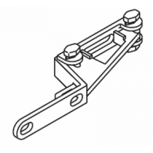 Nylon overlap arm