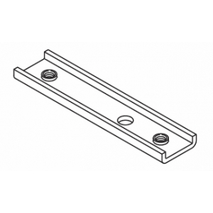 Adjustable bracket arm 69mm (52mm hole spacing) (BEING DISCONTINUED IN 2018)