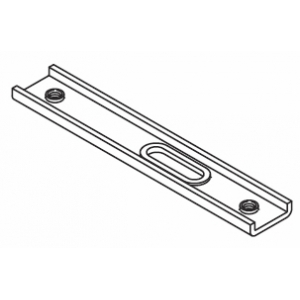 Adjustable bracket arm 92mm (75mm hole spacing) (Each) (BEING DISCONTINUED IN 2018)