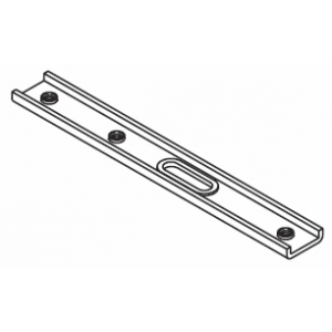Adjustable bracket arm 122mm (105mm hole spacing) (Obsolete)