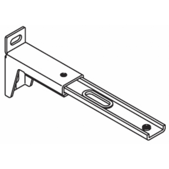 13cm - 16cm adjustable extension bracket (Each) (BEING DISCONTINUED IN 2018)