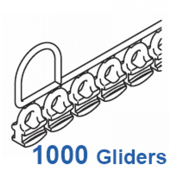 3533 Gliders in strip form (Box of 1000 gliders) 3533/3534