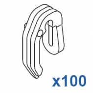 2 Prong Hook (Box 100)