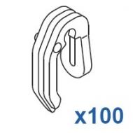 2 Prong Hook (Box 100)