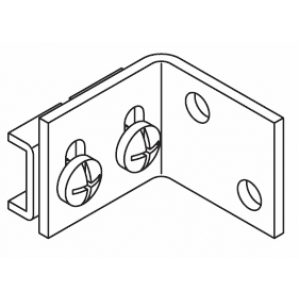 Metal wall support