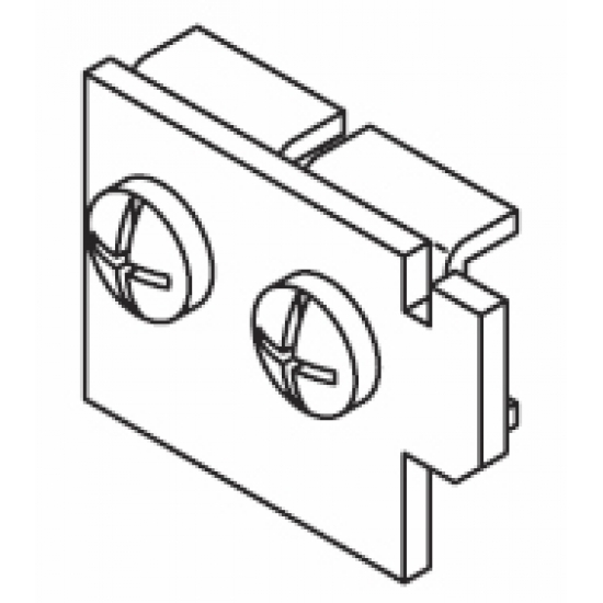 Return fixing bracket