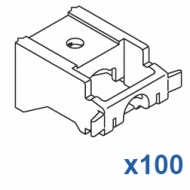 Universal nylon bracket (standard) (Pack of 100)