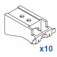 Long universal bracket (Pack of 10)