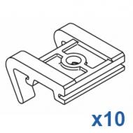 Top fix bracket (Pack of 10)