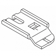 Twist clamp (Metal)