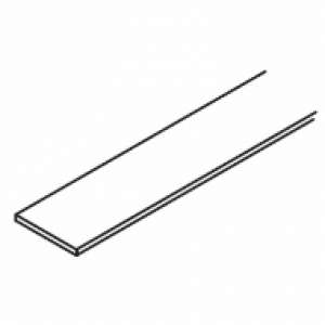 Plastic strip (12mm) (per metre) (Obsolete)