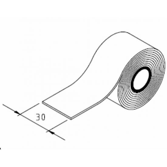 Standard adhesive tape, 30mm (per Metre)