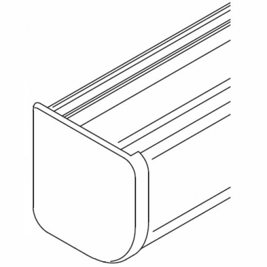 Pelmet system (per metre)