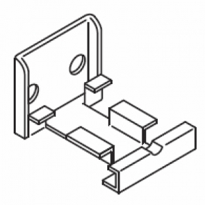 Tensioner base (DISCONTINUED)  (Stocks still may be available)