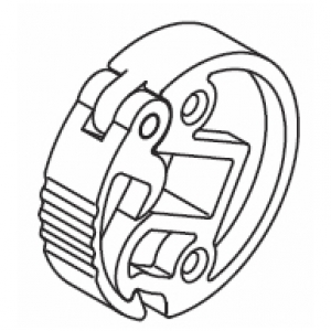 Motor End Plate (Obsolete)