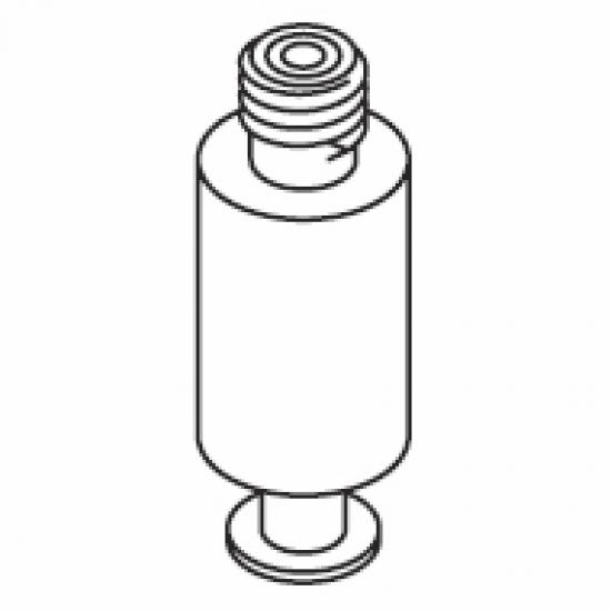 Wire rope bottom fastener