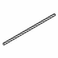 Wire rope (per metre)