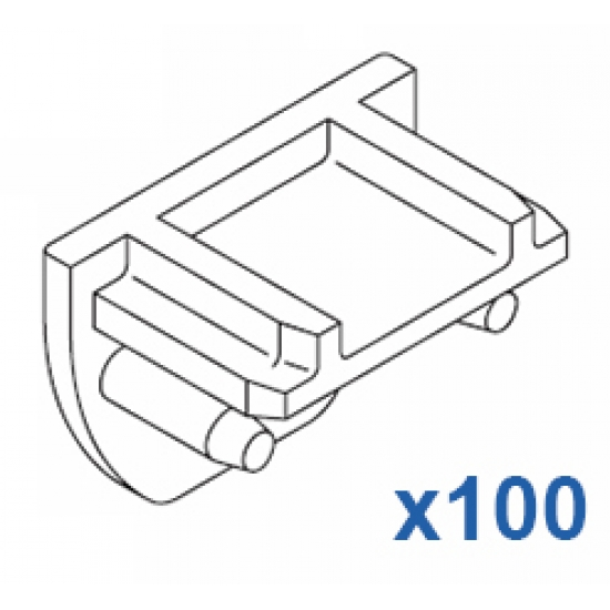 Endcover (pack of 100)