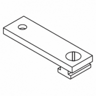 Ceiling support (3mm) (Each)