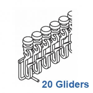 Glider with hook (Pack Quantity 20)