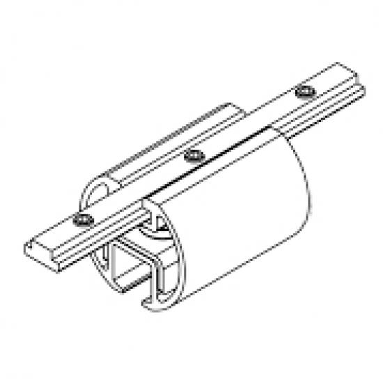 6120m Metropole 30mm Cord Drawn Intermediate Pulley Set