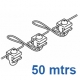 Wave glider-cord 80mm pitch (50 metre roll) (Discontinued)