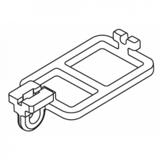Carrier for Draw Rod WaveXL (Discontinued)