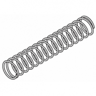Pressure spring (Discontinued)