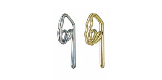 Metal Curtain hooks