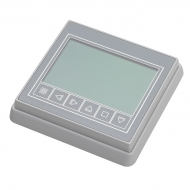 Single-channel Radio Control Timer, White (Each)