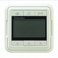 Single-channel Radio Control Timer, White (Each) NEW JULY 2020