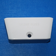Intermediate pulley Cover only (Grey/White)