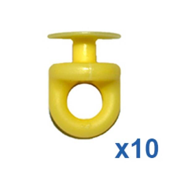 Glider Yellow (Pack of 10)