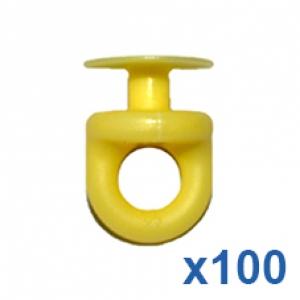 Glider Yellow (Pack of 100)