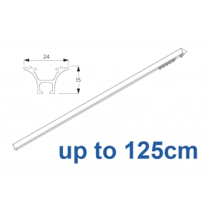 1020 Hand operated (White only) up to 125cm Complete