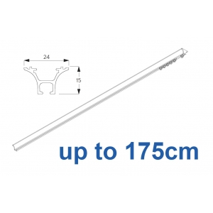 1020 Hand operated (White only) up to 175cm Complete