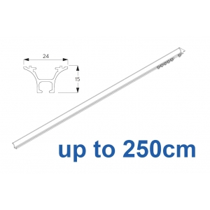 1020 Hand operated (White only) up to 250cm Complete
