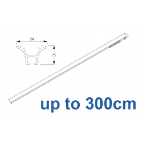 1020 Hand operated (White only) up to 300cm Complete