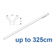 1020 Hand operated (White only) up to 325cm Complete