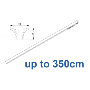 1020 Hand operated (White only) up to 350cm Complete
