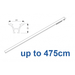 1020 Hand operated (White only) up to 475cm Complete