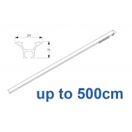 1020 Hand operated (White only) up to 500cm Complete