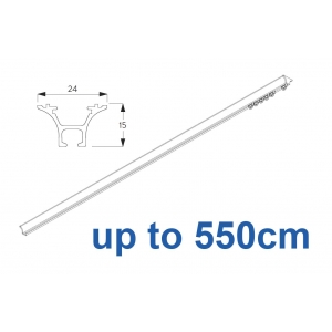 1020 Hand operated (White only) up to 550cm Complete