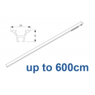 1020 Hand operated (White only) up to 600cm Complete
