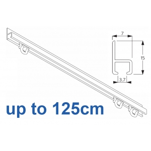 1021 in Silver, up to 125cm Complete