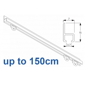 1021 in Silver, up to 150cm Complete