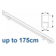 1021 in  White, 175cm Complete