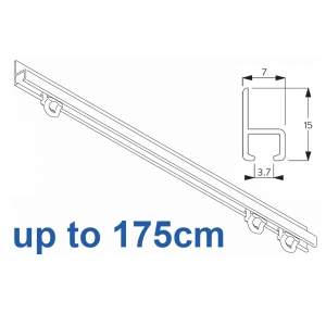 1021 in Silver, up to 175cm Complete