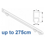 1021 in  White, up to 275cm Complete