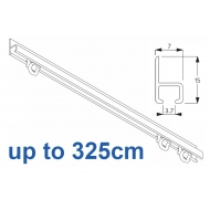 1021 in  White, 325cm Complete